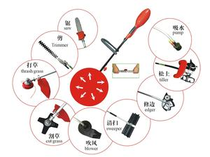 9合一Multi brush cutter 9n1(139F,4-stroke)